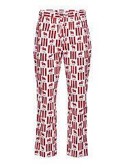 Milk Pyjama Kit - RED