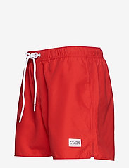 Frank Dandy - Breeze Long Swim Shorts - badbyxor - red - 2