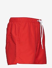 Frank Dandy - Breeze Long Swim Shorts - badbyxor - red - 3
