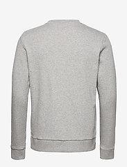 Frank Dandy - Unisex Solid Crew - basic sweatshirts - grey melange - 1