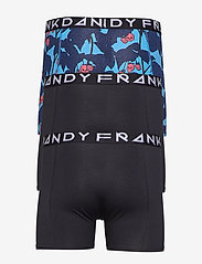 Frank Dandy - 3 Pack Scullberry Boxer - boxershorts - blue/black - 1