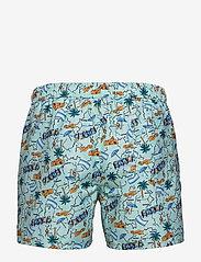 Frank Dandy - Ibiza Breeze - swim shorts - light blue - 1