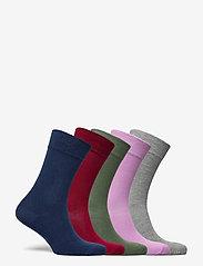 Frank Dandy - BO.5P Crew Sock - regular socks - multi - 9