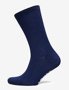 Bamboo Socks Solid - DEEP COBALT