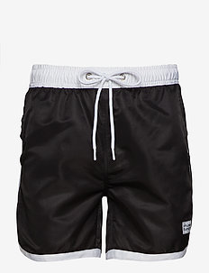 St Paul Long Bermuda Shorts - shorts de bain - black