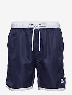 St Paul Long Bermuda Shorts - shorts de bain - dark navy