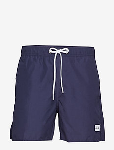 Breeze Long Swim Shorts - DARK NAVY