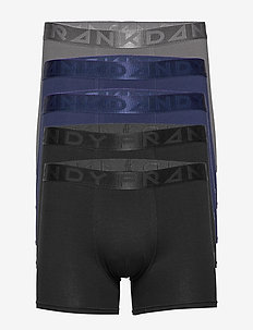 5P Legend Organic Boxer - BLACK/NAVY/GREY