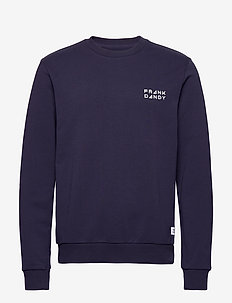 Unisex Solid Crew - DARK NAVY