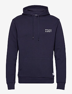 Unisex Solid Hoodie - basic sweatshirts - dark navy