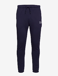 Unisex Solid Sweat Pants - DARK NAVY