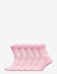Half Terry Sock - PINK