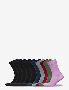 BO.10P Crew Sock - regular socks - multi
