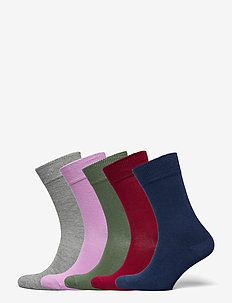 BO.5P Crew Sock - regular socks - multi