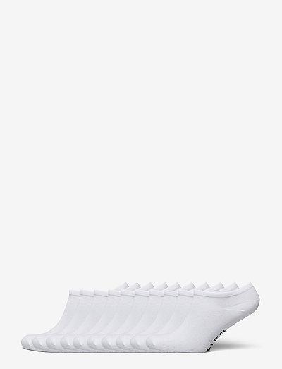 BO.10P Ankle Sock - ankelstrømper - white