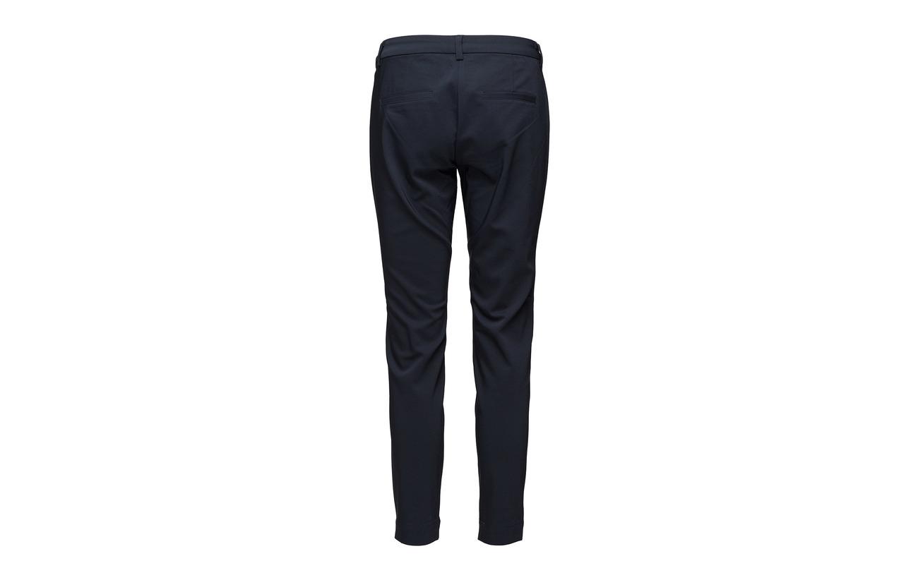 Polyester Fransa 50 47 Dark Elastane Peacoat 1 Zapant Pants Coton 3 wYSxqXOYr