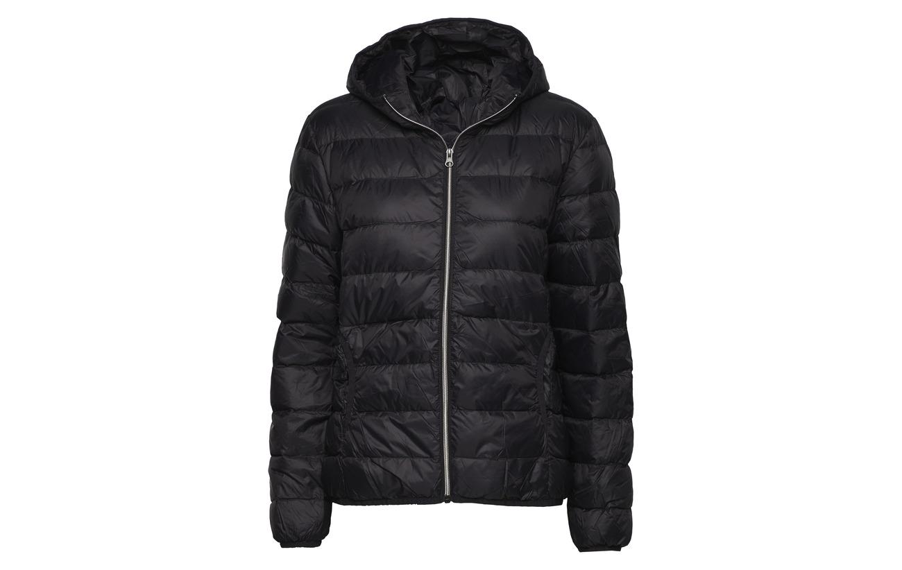 Dark Polyamide Équipement Fransa Peacoat Doublure Outerwear Padown Intérieure 1 100 tzt8Bq