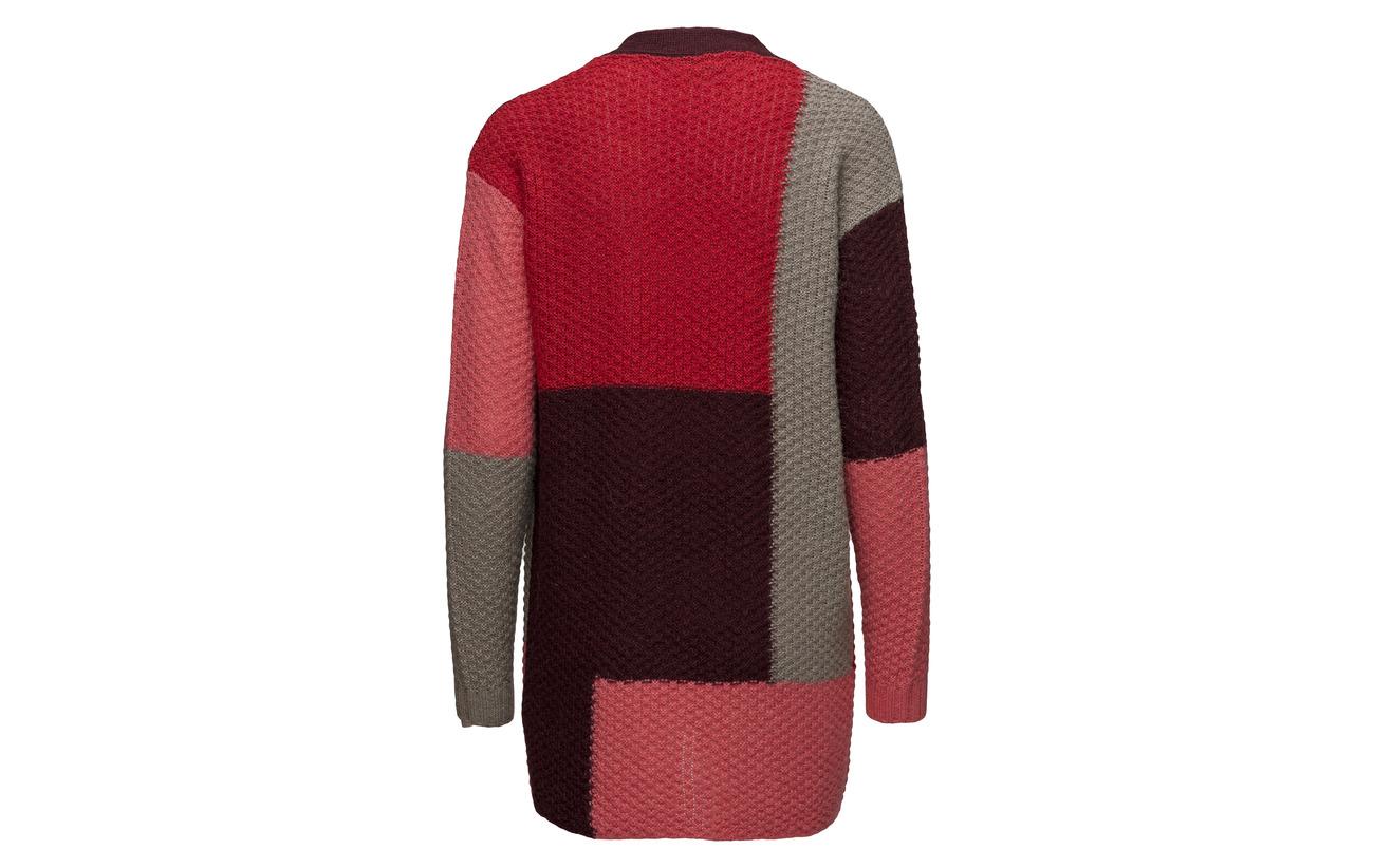 Chinese 76 Laine Mohair Red 17 4 Cardigan Fransa Acrylique Melange Pigan 3 1 Polyamide SataqY