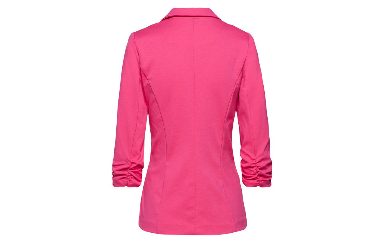 Viscose Polyester 74 1 Elasta Peacoat Blazer 21 Fransa Dark Zablazer 5 xcX8wYRq7F