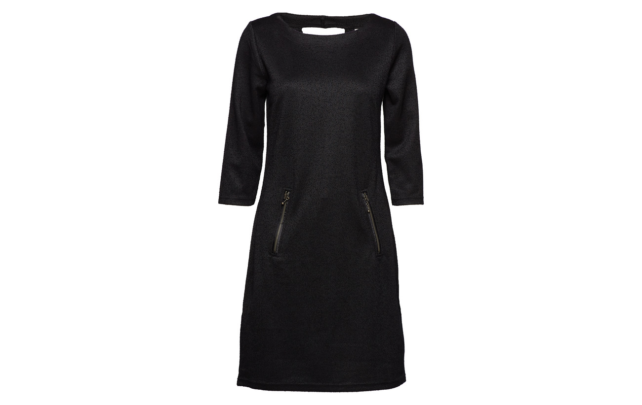 21 Dress Polyester Black 1 61 Viscose Melange Resalt Coton Fransa 18 7q0Cq