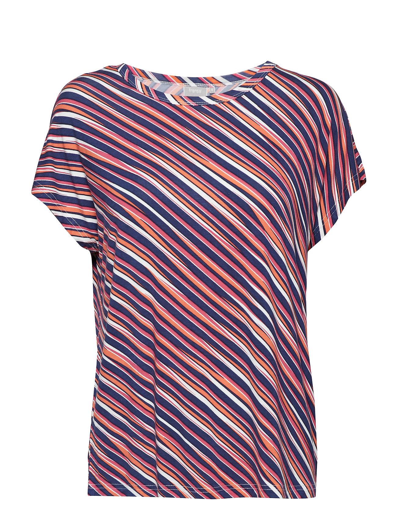 Fransa Becaround 1 T shirt Ögrönlar