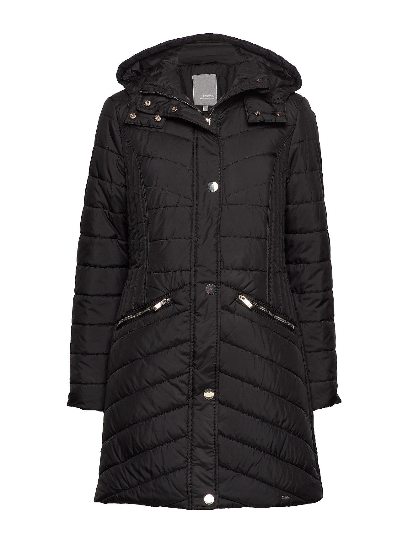 Fransa FRESJACK 2 Outerwear - BLACK