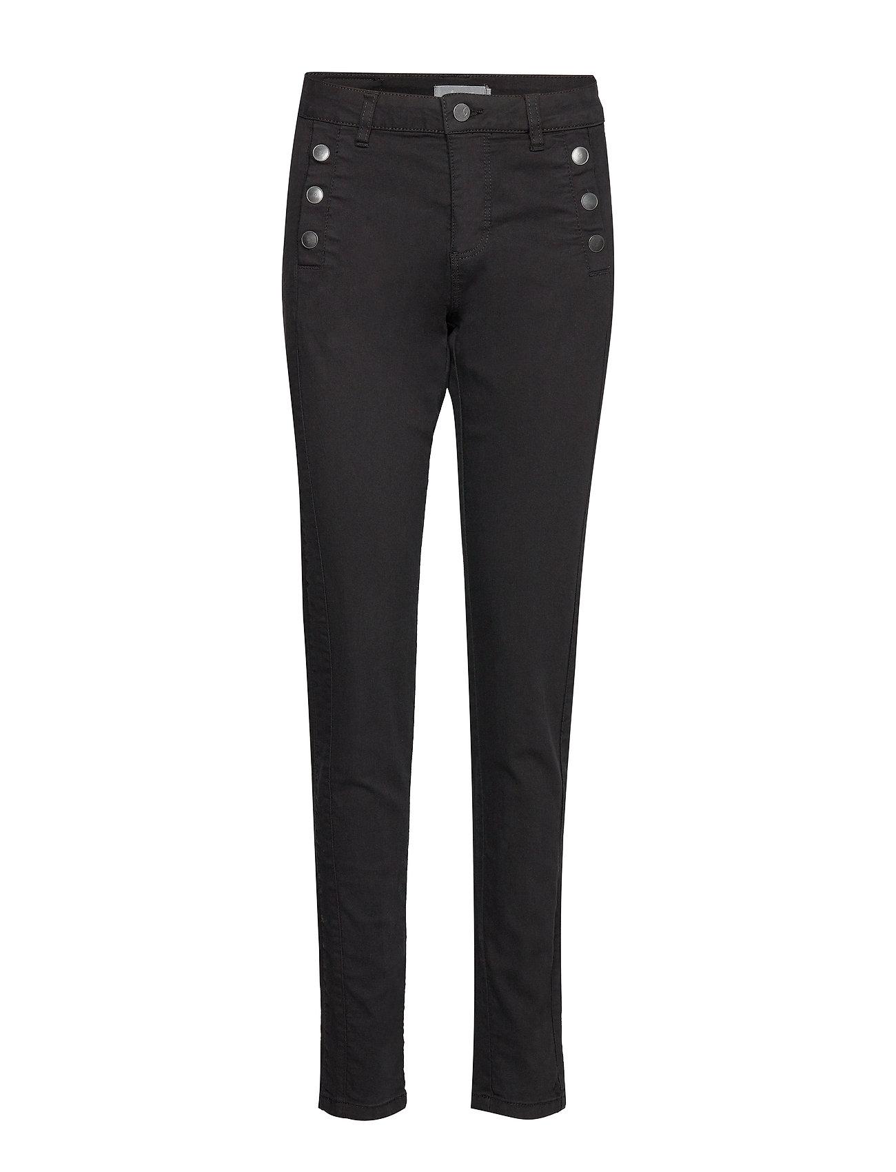 Fransa FRFASNAP 1 Pants - BLACK
