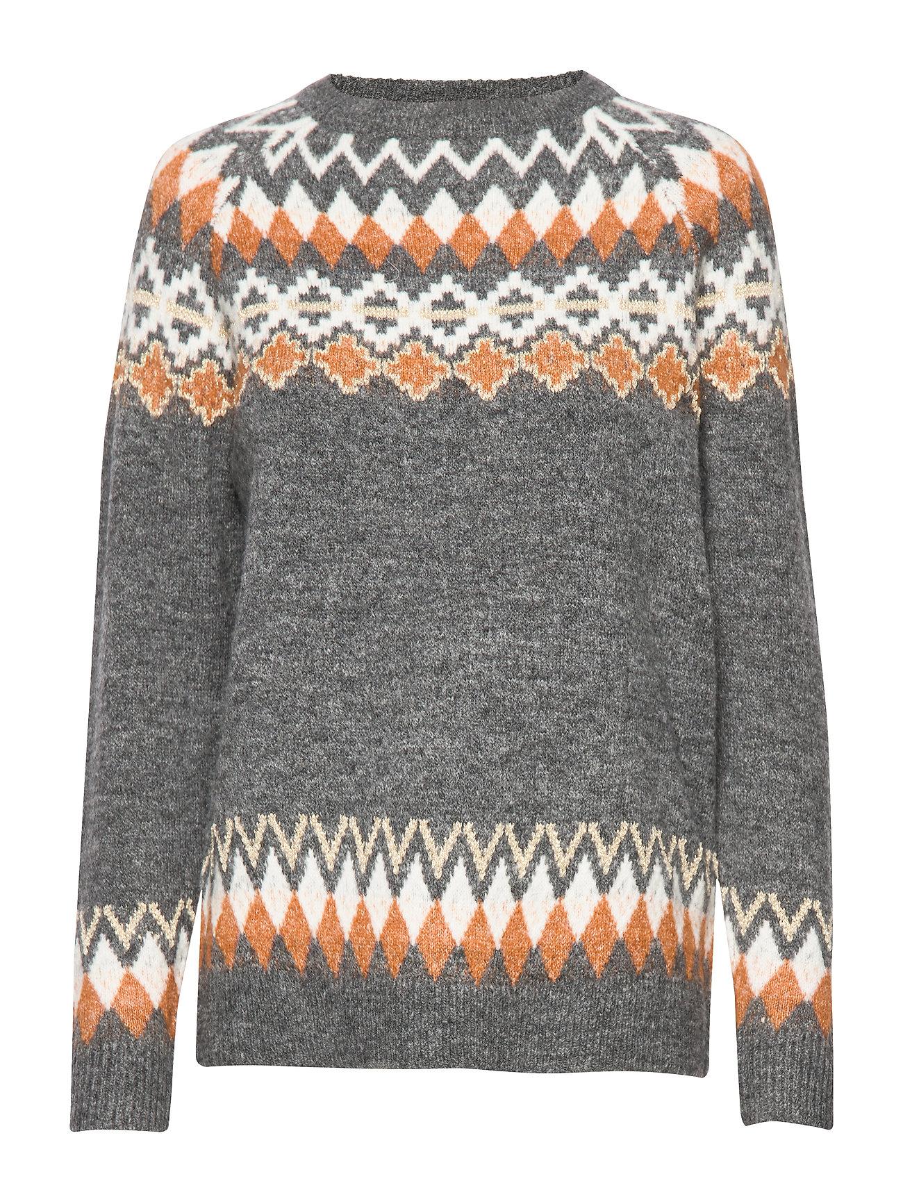 Fransa FRFISLAND 1 Pullover - RAW MELANGE MIX