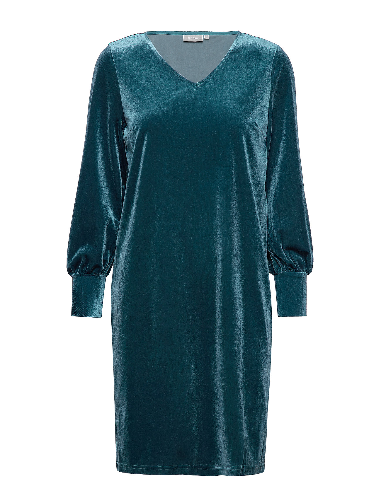 Fransa FRGIVELVET 1 Dress - REFLECTING POND