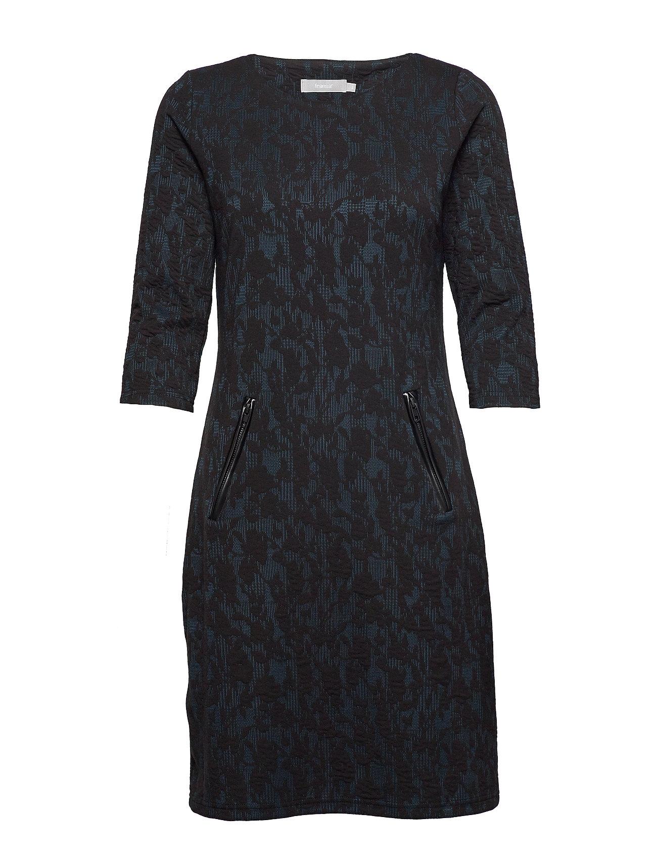 Fransa FRFIVAM 1 Dress - REFLECTING POND MIX
