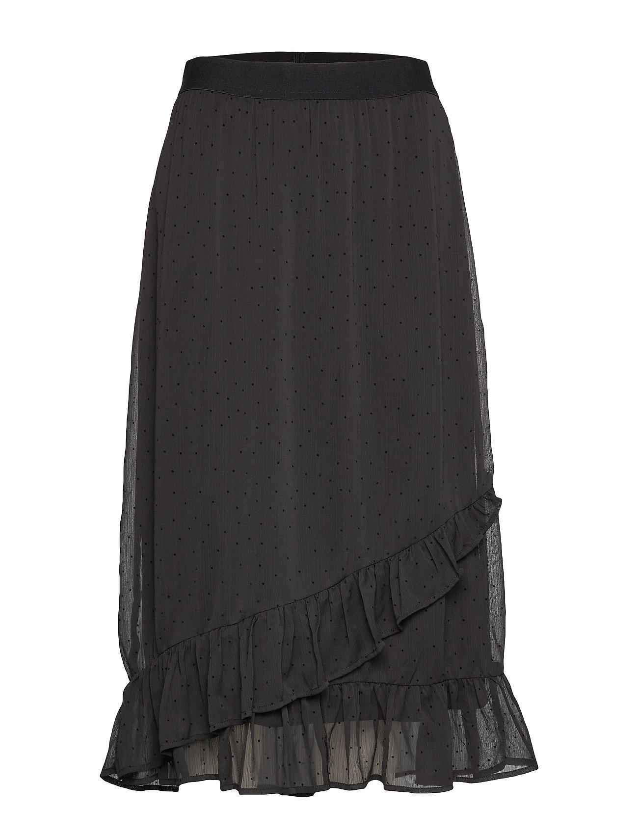 Fransa FXSUDOT 2 Skirt - BLACK