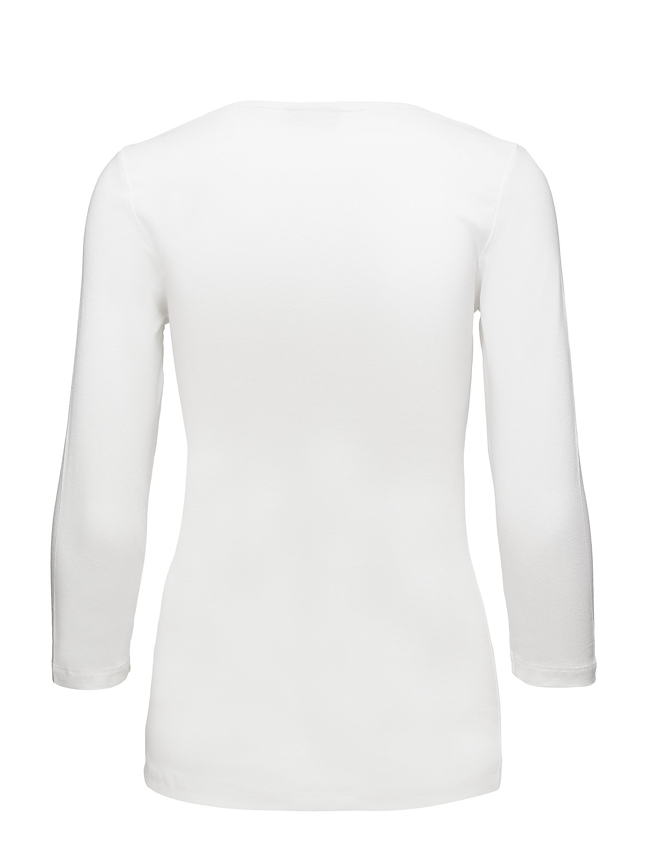 Kiksen 2 Tshirt Langærmet T shirt Hvid Fransa
