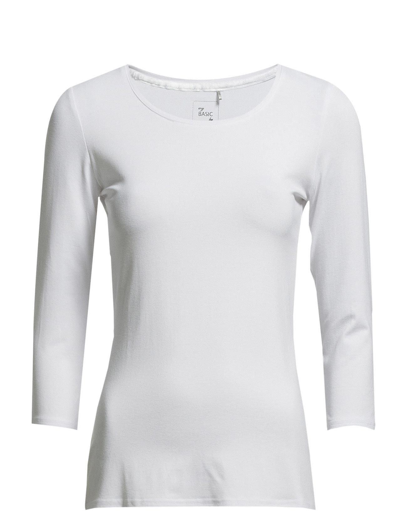 Fransa Kikse Tshirt - WHITE