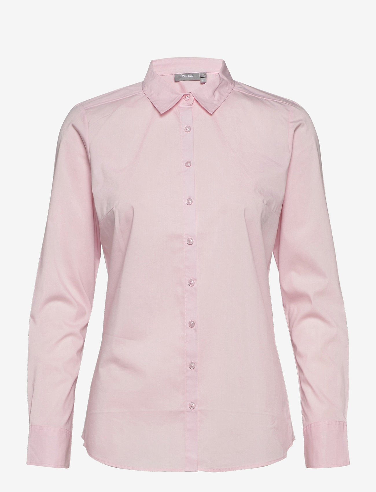 Fransa - Zashirt 1 Shirt - pitkähihaiset paidat - rosewater - 0