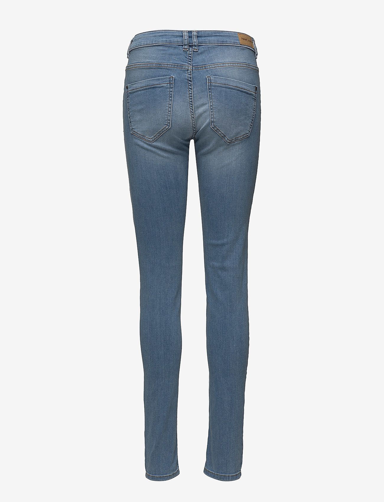 Fransa Zoza 1 Jeans - Cool Blue Denim