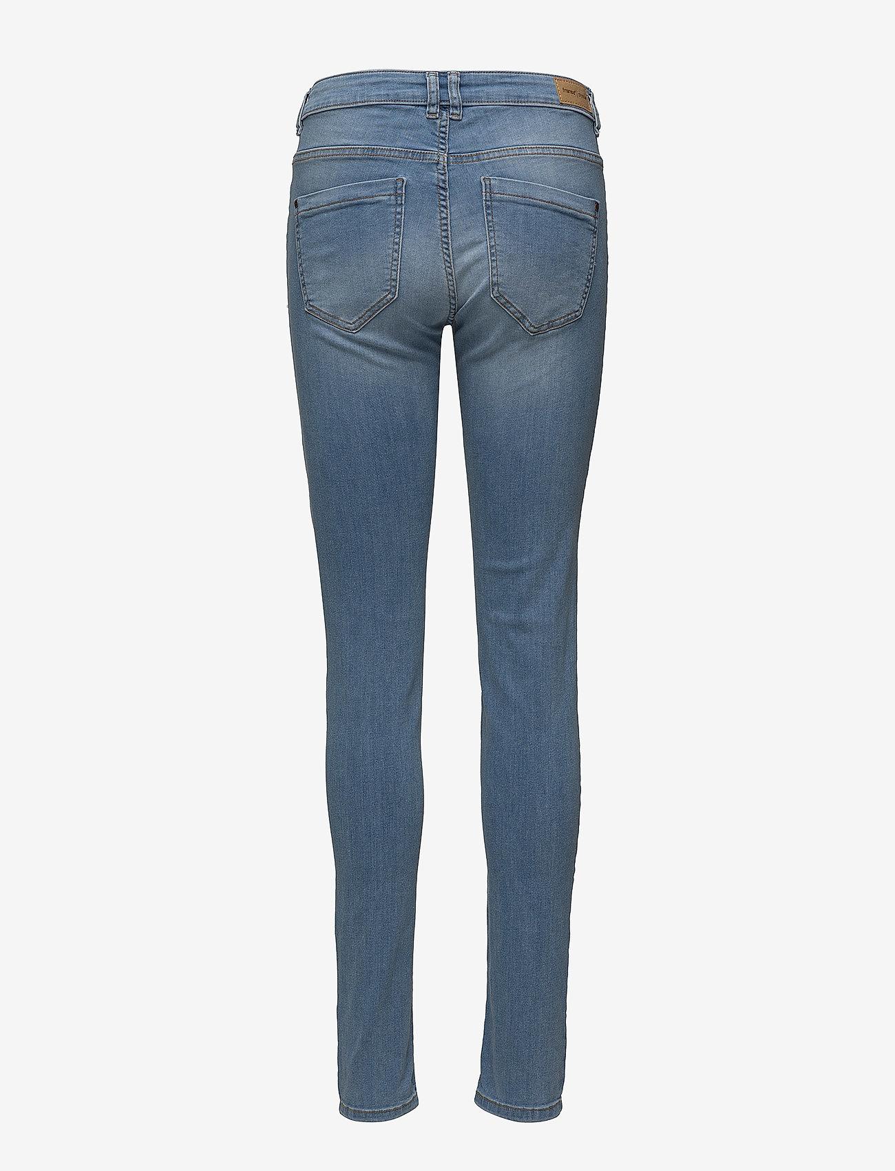Fransa - Zoza 1 Jeans - skinny jeans - cool blue denim - 1