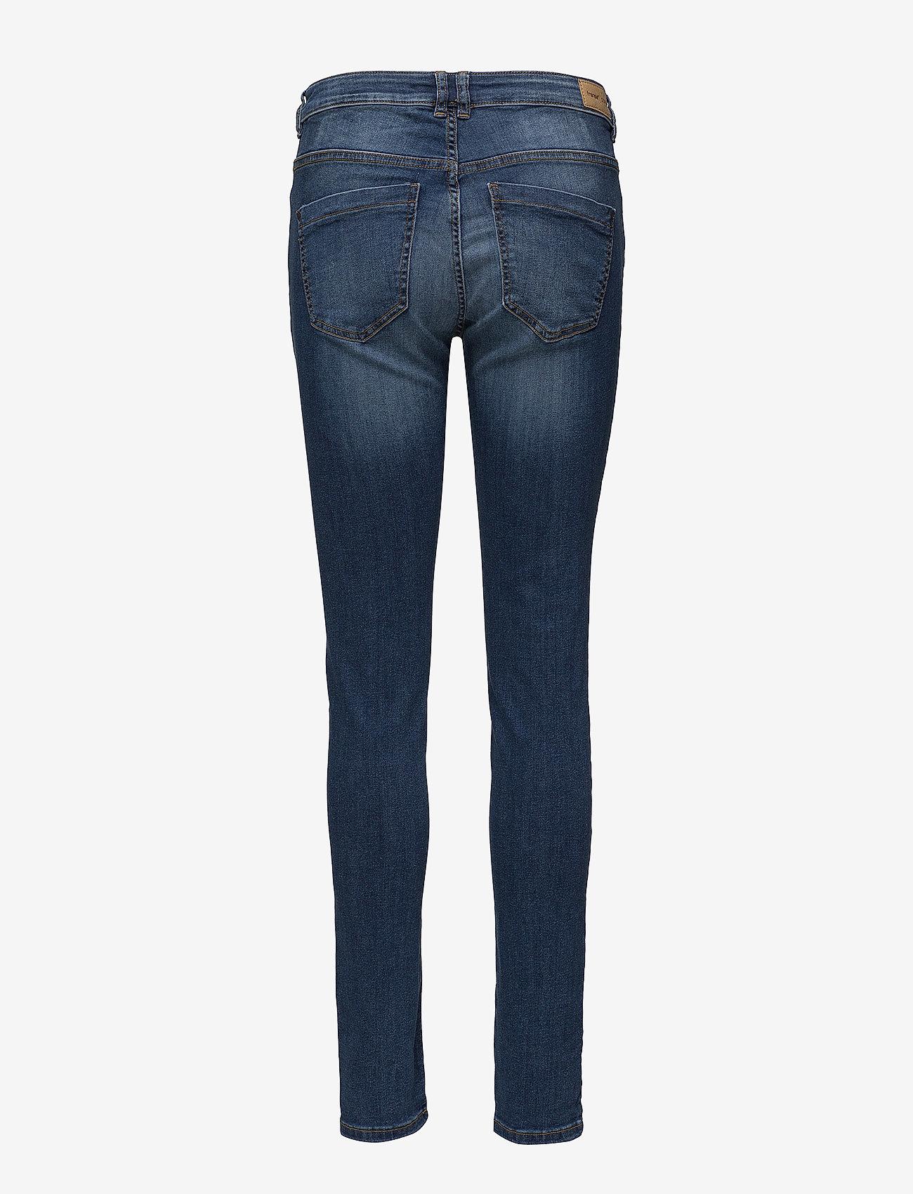 Fransa - Zoza 1 Jeans - skinny jeans - metro blue denim - 1