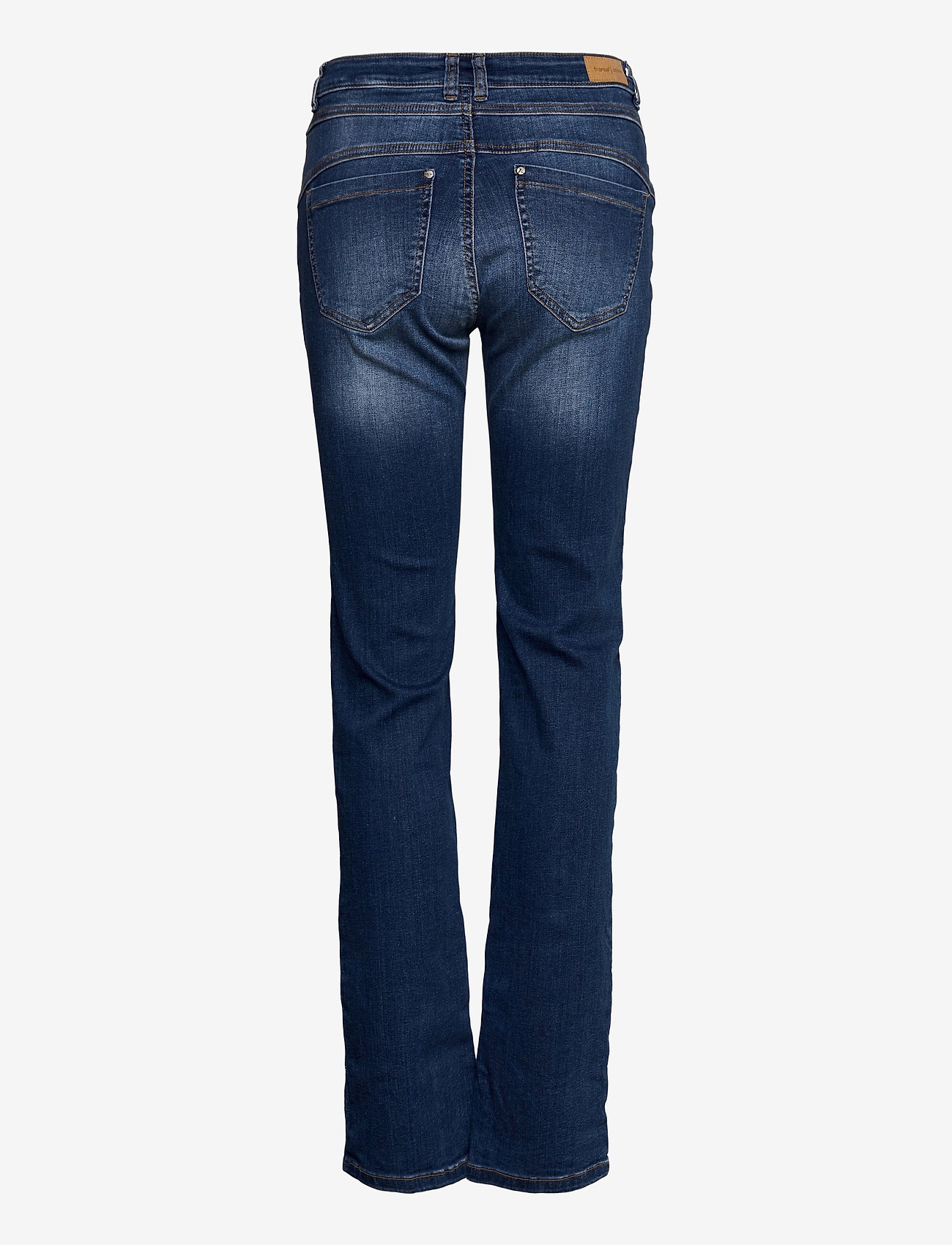 Fransa - Zomal 2 Jeans - straight jeans - metro blue denim - 1