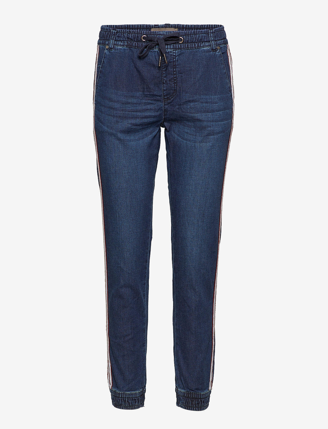 Fransa - Podobby 1 Jeans - straight jeans - simple blue denim