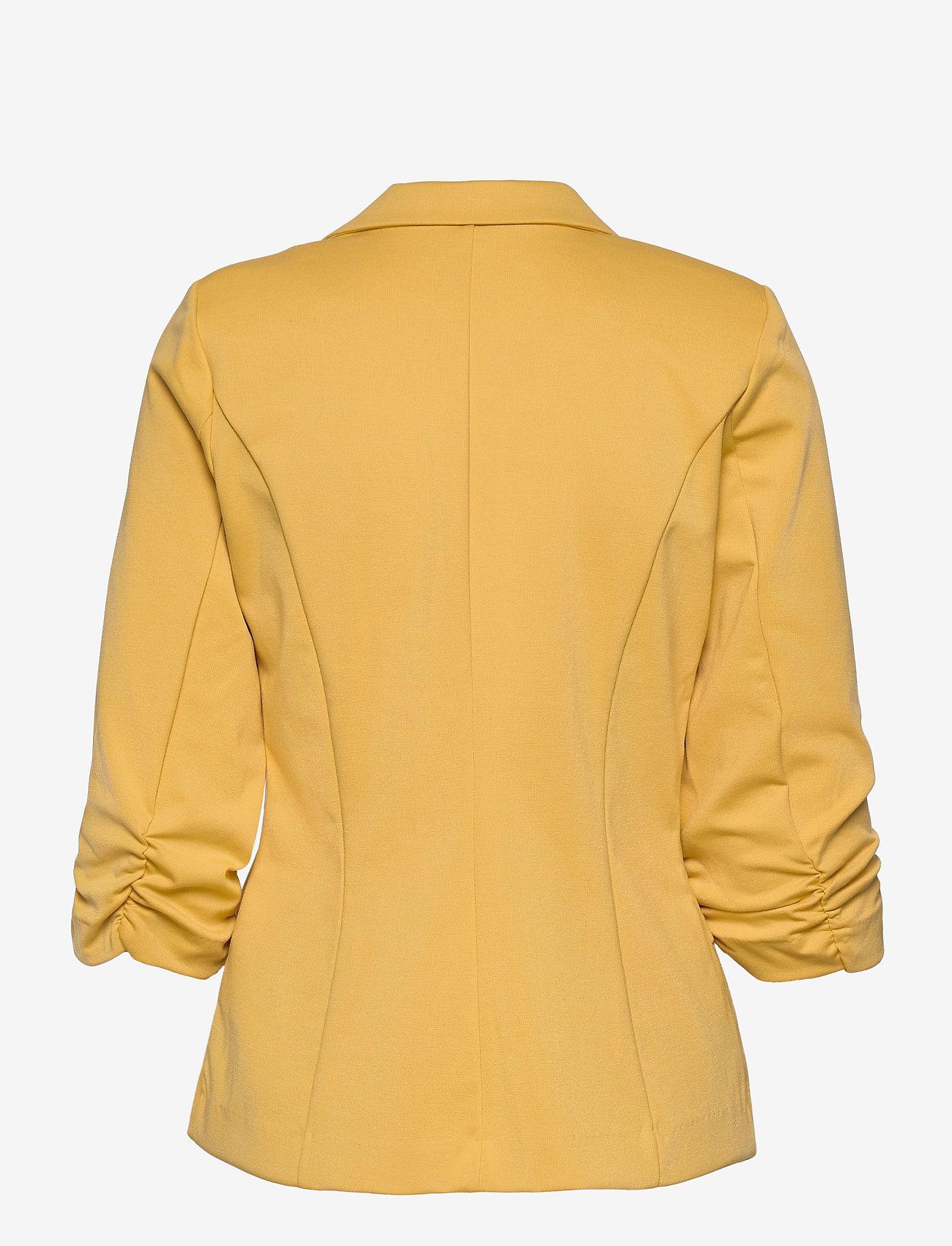 Fransa - Zablazer 1 Blazer - casual blazers - ochre - 1