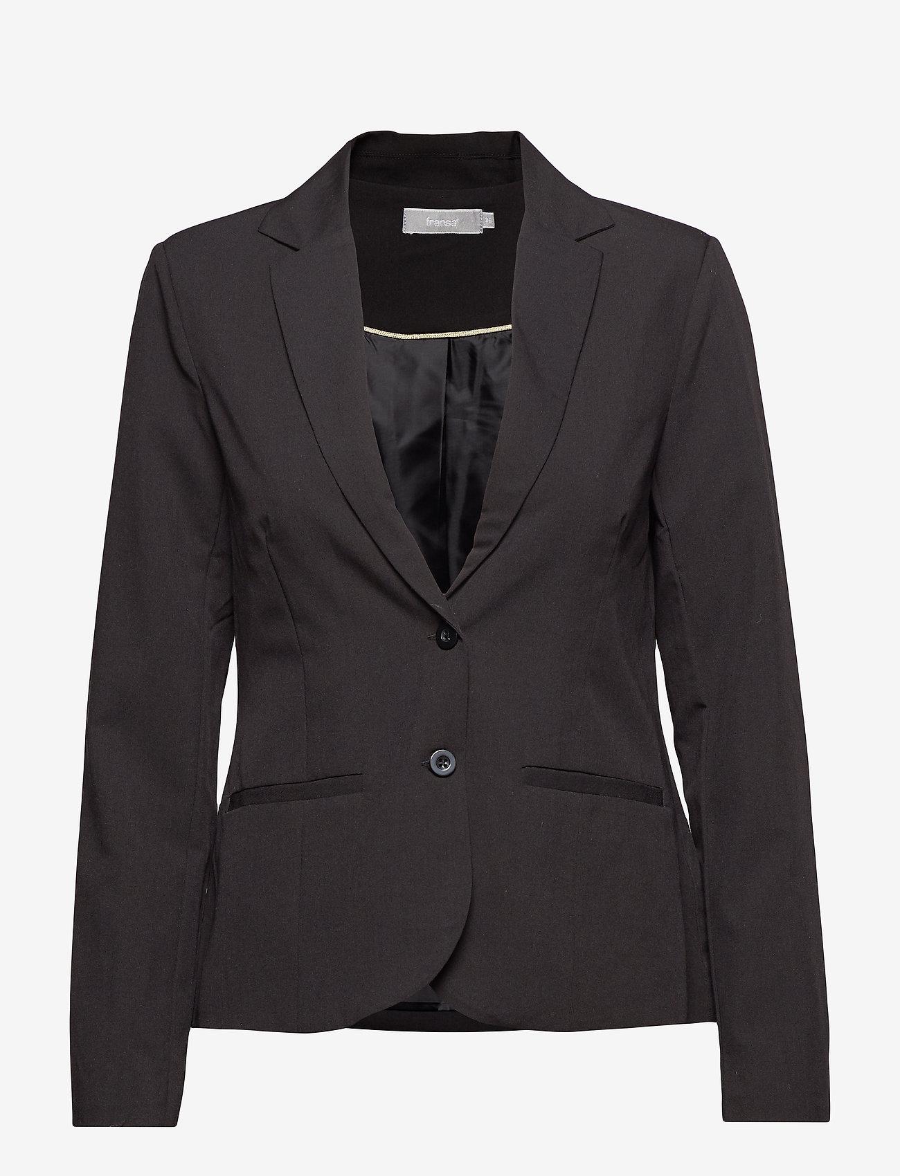 Fransa - Zano 1 Blazer - blazers - black