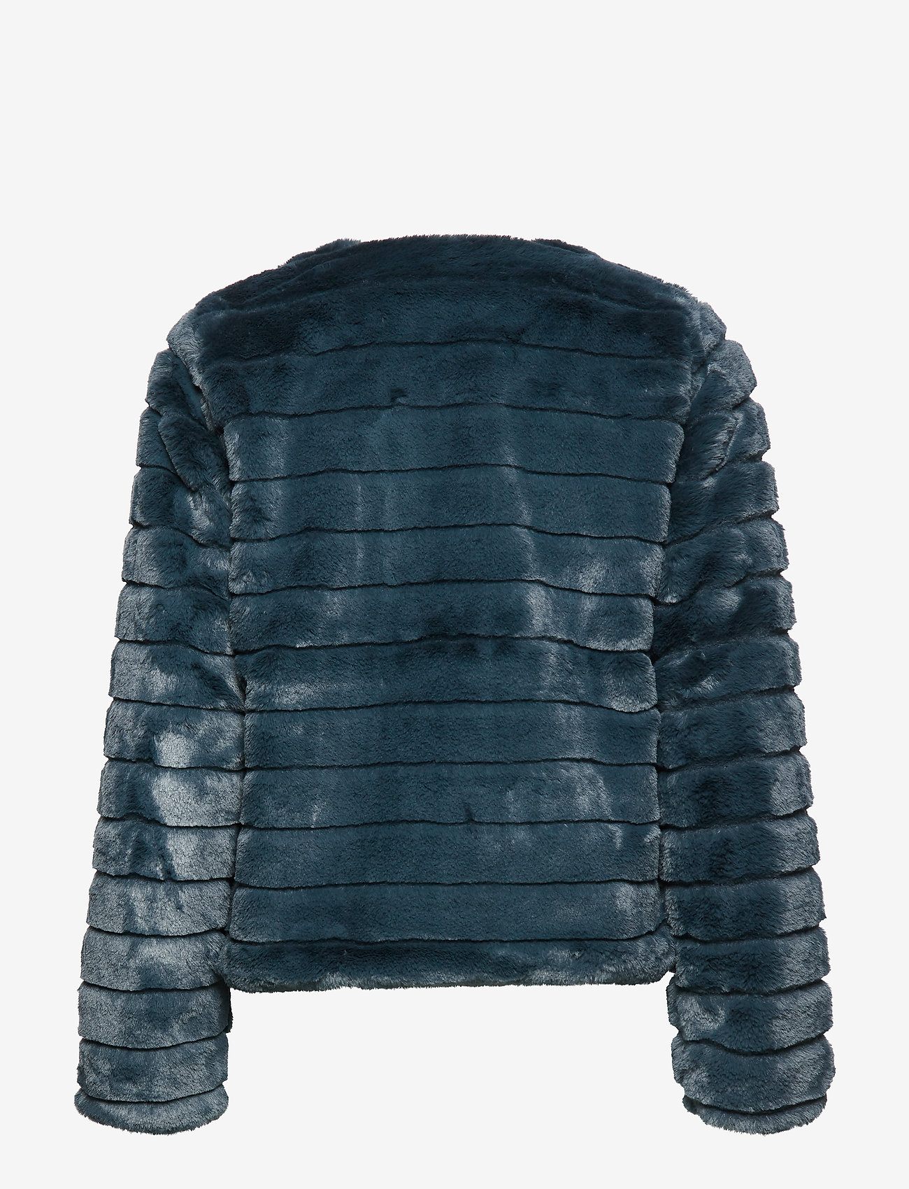 Fransa - FRGAFUR 1 Jacket - sztuczne futro - reflecting pond - 1