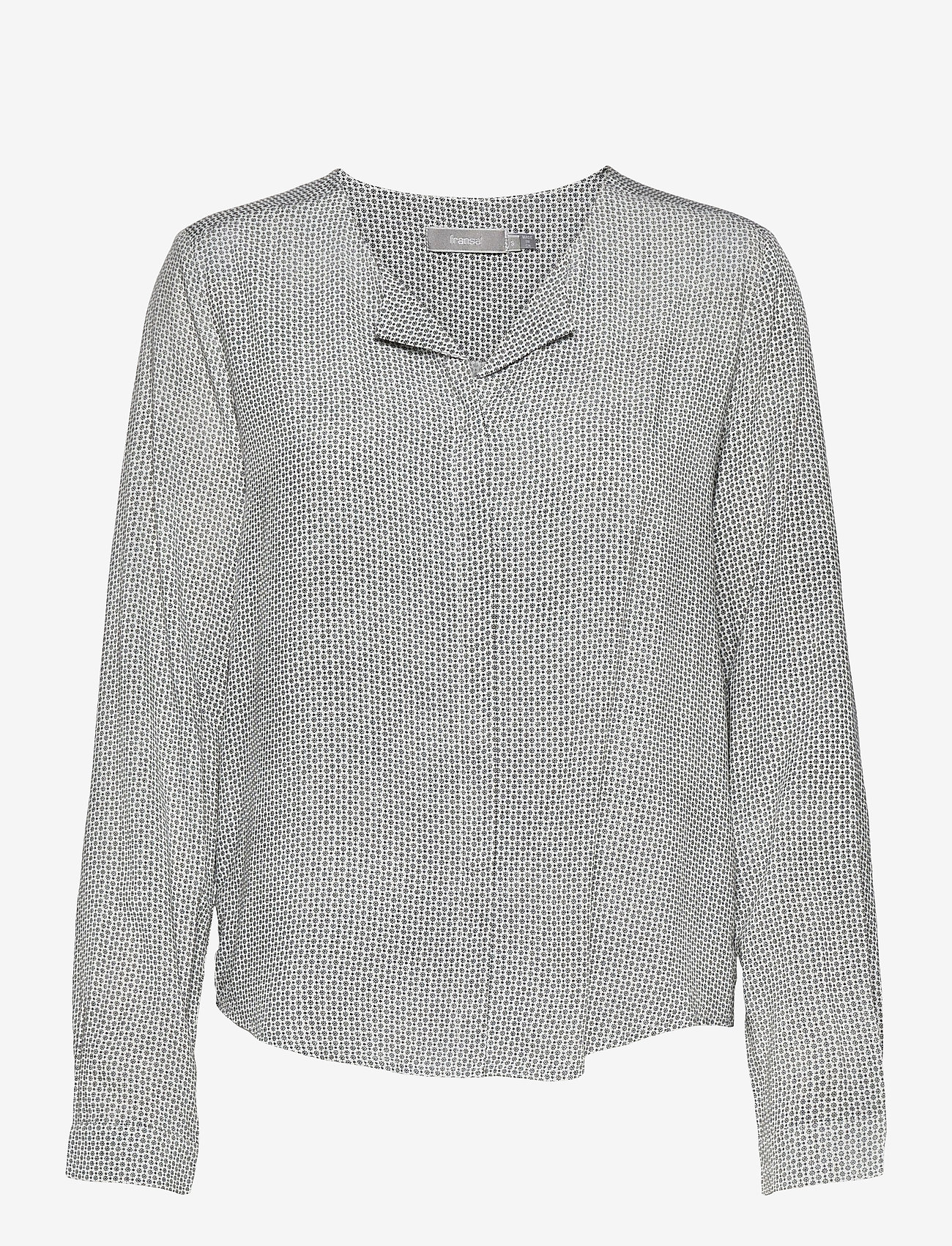 Fransa - FRHAZAVISK 1 Shirt - blouses met lange mouwen - antique flower mix - 0