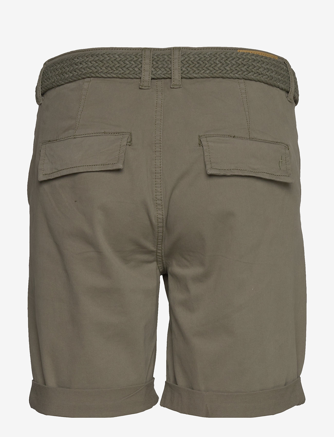 Fransa - FRJOCAMO 2 Shorts - casual shorts - hedge - 1