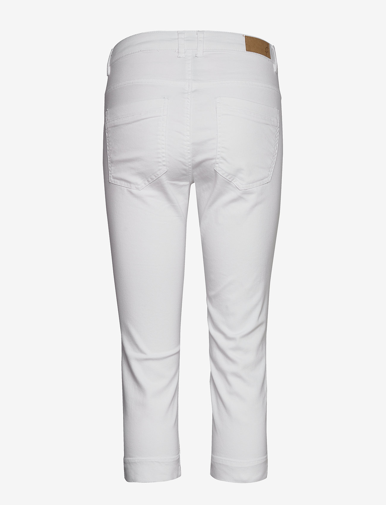 Fransa - FRJOTWILL 1 Capri - capri bukser - white - 1