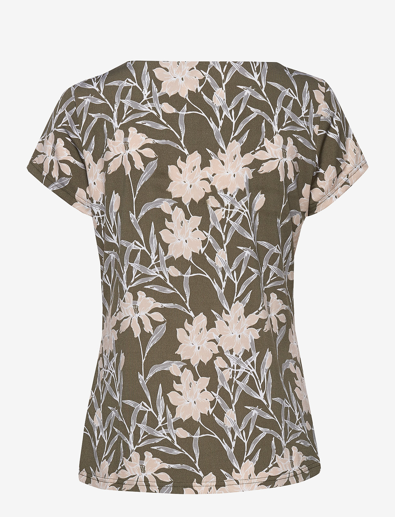 Fransa FRJESELF 1 Blouse - Blouses & Shirts HEDGE WITH LARGE FLOWERS