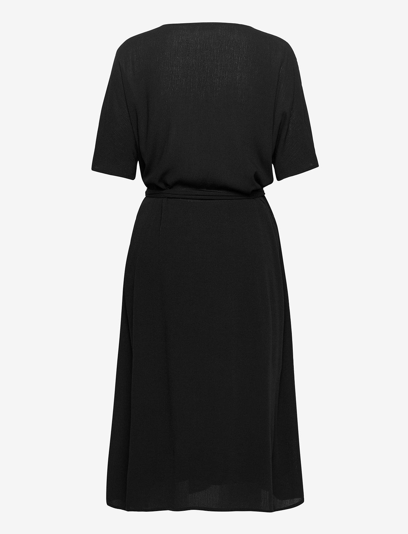 Fransa - FRJASOFTY 6 Dress - midi jurken - black - 1