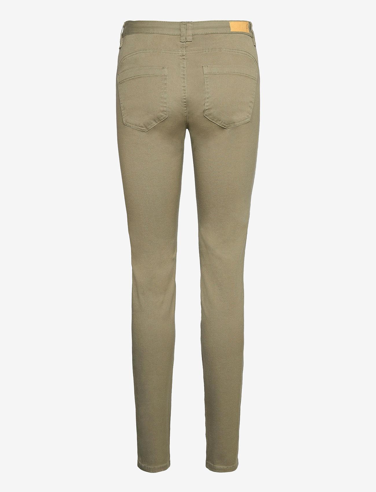 Fransa - FRLOMAX 1 Pant - slim fit broeken - hedge - 1