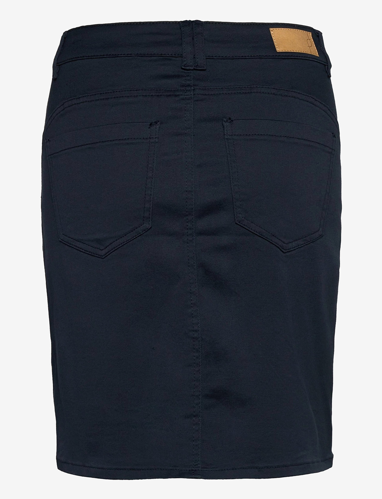 Fransa - FRLOMAX 3 Skirt - short skirts - dark peacoat - 1