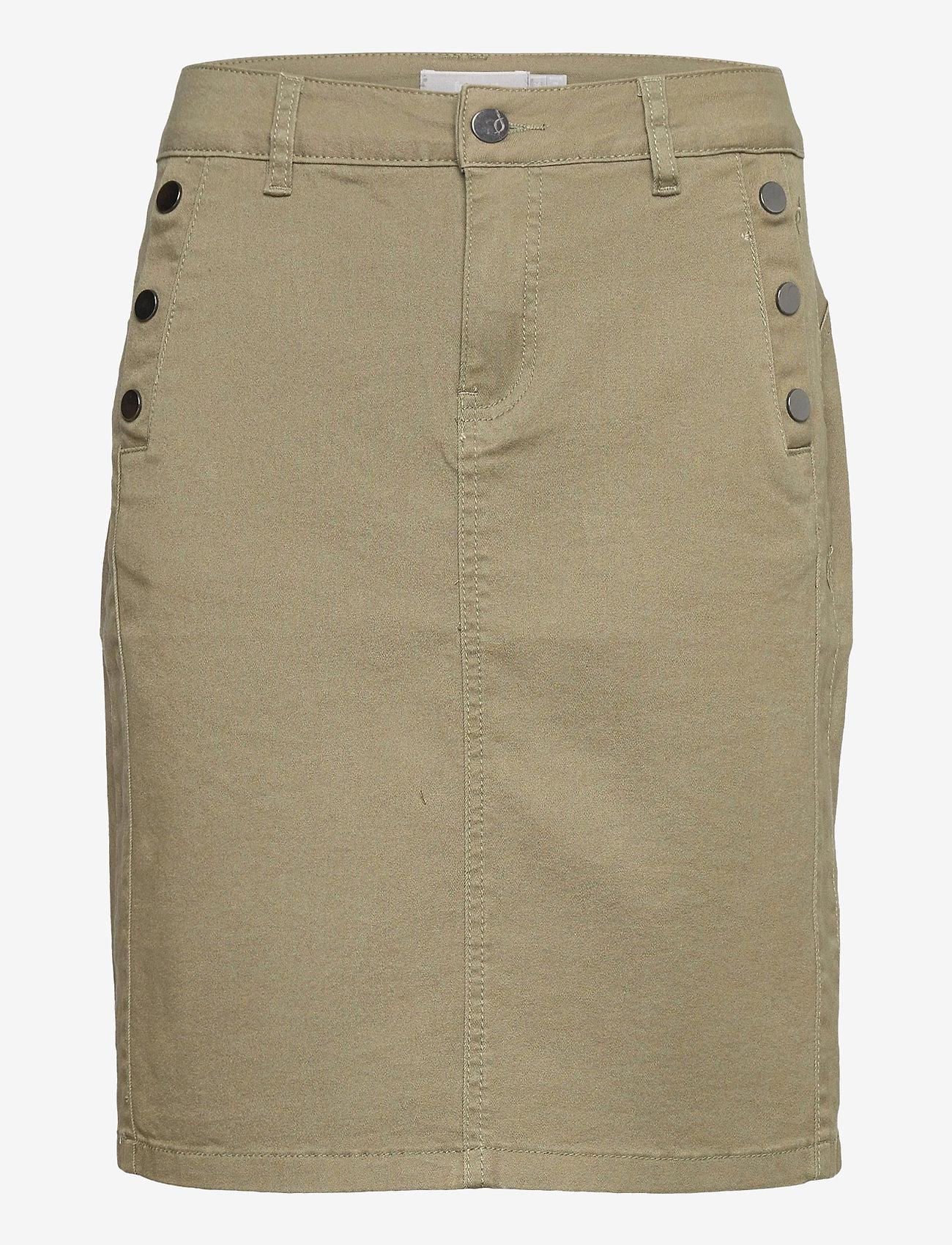 Fransa - FRLOMAX 3 Skirt - short skirts - hedge - 0